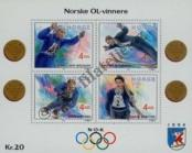 Stamp Norway Catalog number: B/17