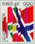 Stamp Norway Catalog number: 1106