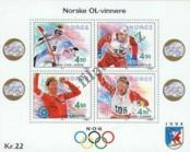 Stamp Norway Catalog number: B/19