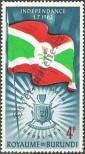 Stamp Burundi Catalog number: 29/A