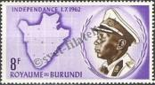 Stamp Burundi Catalog number: 30/A