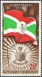 Stamp Burundi Catalog number: 32/A