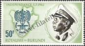 Stamp Burundi Catalog number: 41/A