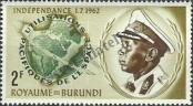 Stamp Burundi Catalog number: 51