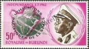Stamp Burundi Catalog number: 52
