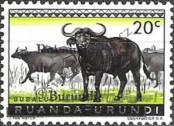 Stamp Burundi Catalog number: 2