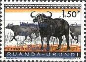 Stamp Burundi Catalog number: 10