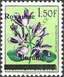 Stamp Burundi Catalog number: 11