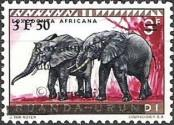 Stamp Burundi Catalog number: 14