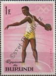 Stamp Burundi Catalog number: 126/A