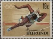 Stamp Burundi Catalog number: 133/A