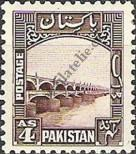 Stamp Pakistan Catalog number: 33