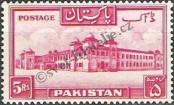 Stamp Pakistan Catalog number: 40