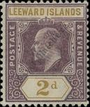 Stamp Leeward Islands Catalog number: 22