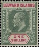 Stamp Leeward Islands Catalog number: 26