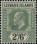 Stamp Leeward Islands Catalog number: 27
