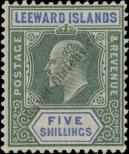 Stamp Leeward Islands Catalog number: 28