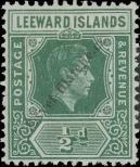 Stamp Leeward Islands Catalog number: 88