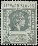 Stamp Leeward Islands Catalog number: 89