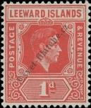 Stamp Leeward Islands Catalog number: 90