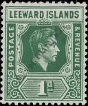 Stamp Leeward Islands Catalog number: 91