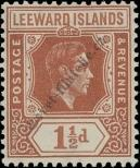 Stamp Leeward Islands Catalog number: 92