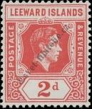 Stamp Leeward Islands Catalog number: 95