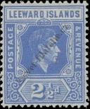Stamp Leeward Islands Catalog number: 96