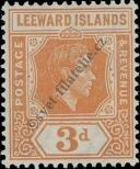 Stamp Leeward Islands Catalog number: 98