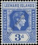 Stamp Leeward Islands Catalog number: 99