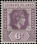 Stamp Leeward Islands Catalog number: 100