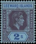 Stamp Leeward Islands Catalog number: 102