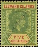 Stamp Leeward Islands Catalog number: 103