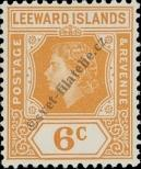 Stamp Leeward Islands Catalog number: 123