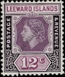 Stamp Leeward Islands Catalog number: 125