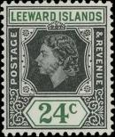 Stamp Leeward Islands Catalog number: 126