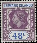 Stamp Leeward Islands Catalog number: 127