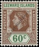 Stamp Leeward Islands Catalog number: 128