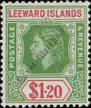 Stamp Leeward Islands Catalog number: 129