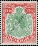 Stamp Leeward Islands Catalog number: 130