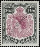 Stamp Leeward Islands Catalog number: 131