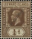 Stamp Leeward Islands Catalog number: 58