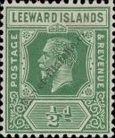 Stamp Leeward Islands Catalog number: 59