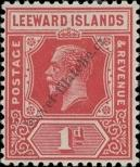 Stamp Leeward Islands Catalog number: 60