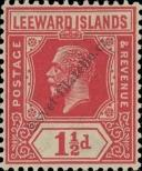 Stamp Leeward Islands Catalog number: 62