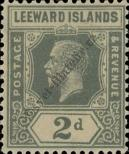 Stamp Leeward Islands Catalog number: 64