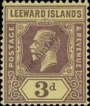 Stamp Leeward Islands Catalog number: 68