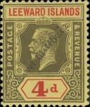 Stamp Leeward Islands Catalog number: 69