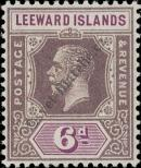 Stamp Leeward Islands Catalog number: 71