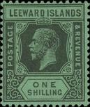 Stamp Leeward Islands Catalog number: 72